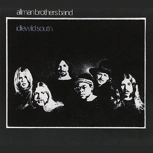 Alliance The Allman Brothers Band - Idlewild South