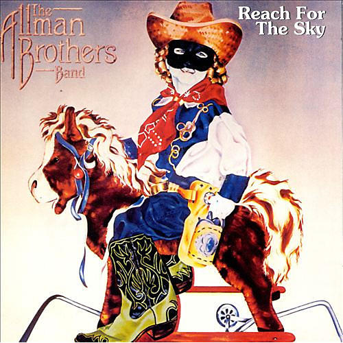 Alliance The Allman Brothers Band - Reach for the Sky