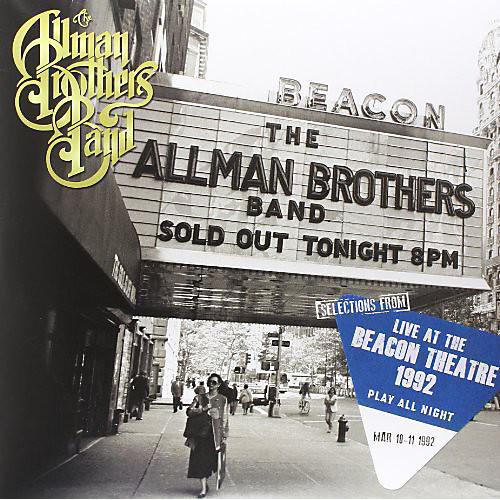 Alliance The Allman Brothers Band - Selections from (Play All Night: Live at Beacon)