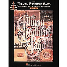 Hal Leonard The Allman Brothers Band - The Definitive Collection for Guitar - Volume 3