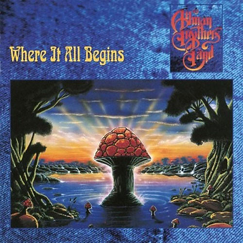 Alliance The Allman Brothers Band - Where It All Begins