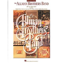 Hal Leonard The Allman Brothers Band Piano, Vocal, Guitar Songbook