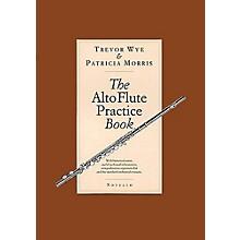 Novello The Alto Flute Practice Book Music Sales America Series Written by Trevor Wye