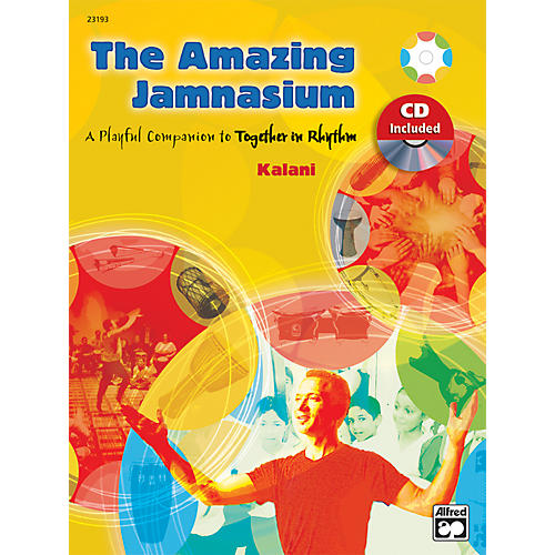 Alfred The Amazing Jamnasium Book/CD