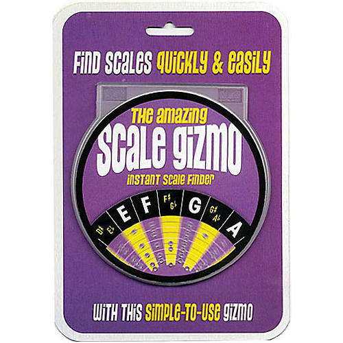 Music Sales The Amazing Scale Gizmo Instant Chord Finder Music Sales America Series Written by Various Authors