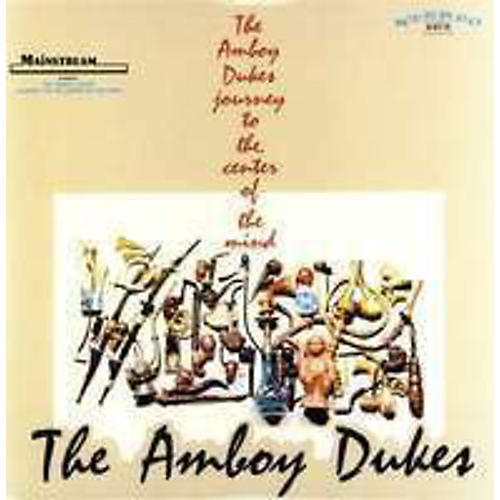 Alliance The Amboy Dukes - Journey To The Center Of The Mind [Colored Vinyl]