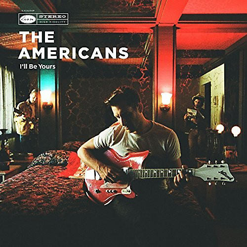 Alliance The Americans - I'll Be Yours