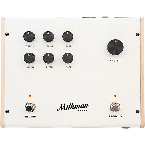 Milkman Sound The Amp 100W Tube Hybrid Guitar Floor Amp Head