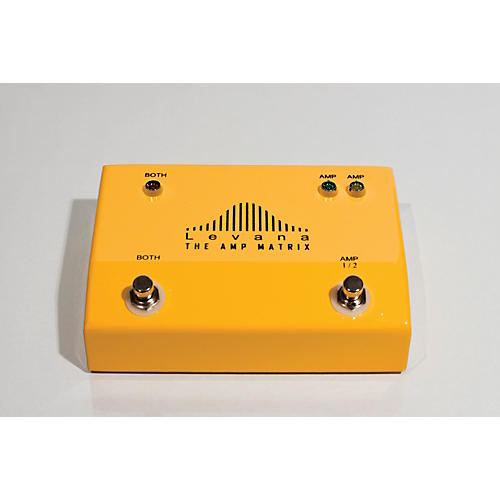 Studio Blue The Amp Matrix A/B Switcher Pedal