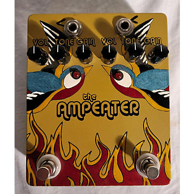 Flickinger Tone Boxes The Ampeater Effect Pedal