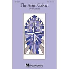 Hal Leonard The Angel Gabriel (SSA) SSA arranged by Audrey Snyder