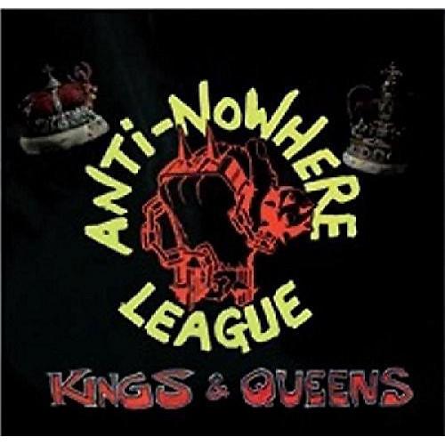Alliance The Anti-Nowhere League - Kings & Queens