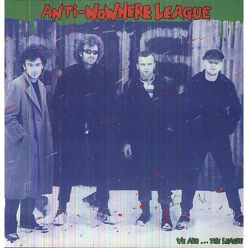 Alliance The Anti-Nowhere League - We Are...The League