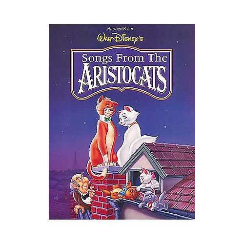 Hal Leonard The Aristocats Piano, Vocal, Guitar Songbook