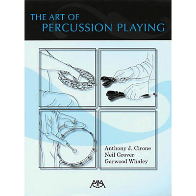Meredith Music The Art Of Percussion Playing