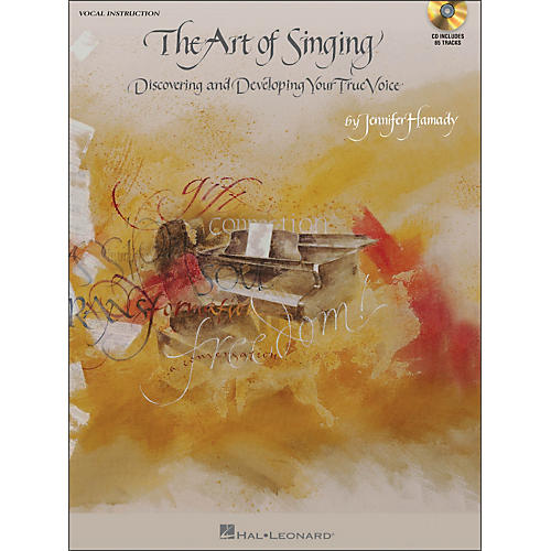 Hal Leonard The Art Of Singing - Discovering And Developing Your True Voice