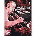Music Minus One The Art of Improvisation: Vol. 2 Music Minus One Series Softcover with CD Written by Rich Matteson thumbnail