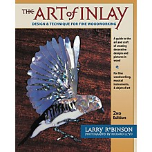 Backbeat Books The Art of Inlay - Revised and Expanded