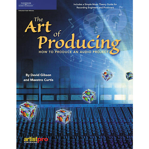 ProAudio Press The Art of Producing Handbook