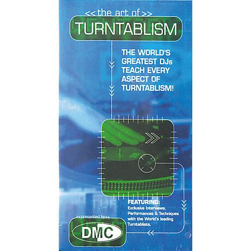 DMC The Art of Turntablism (DVD)