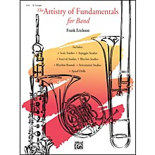 Alfred The Artistry of Fundamentals for Band B-Flat Trumpet