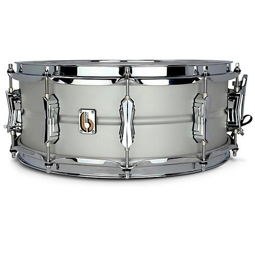 British Drum Co. The Aviator Aluminum Snare Drum 14 x 5.5 in.