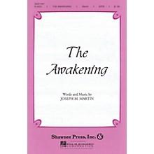 Shawnee Press The Awakening TTBB Composed by Joseph M. Martin
