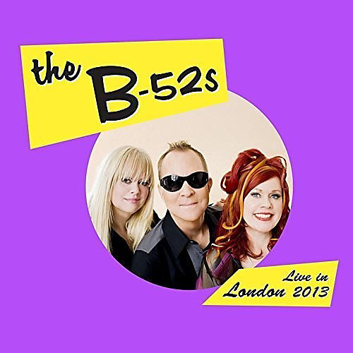 Alliance The B-52's - Live in the UK 2013