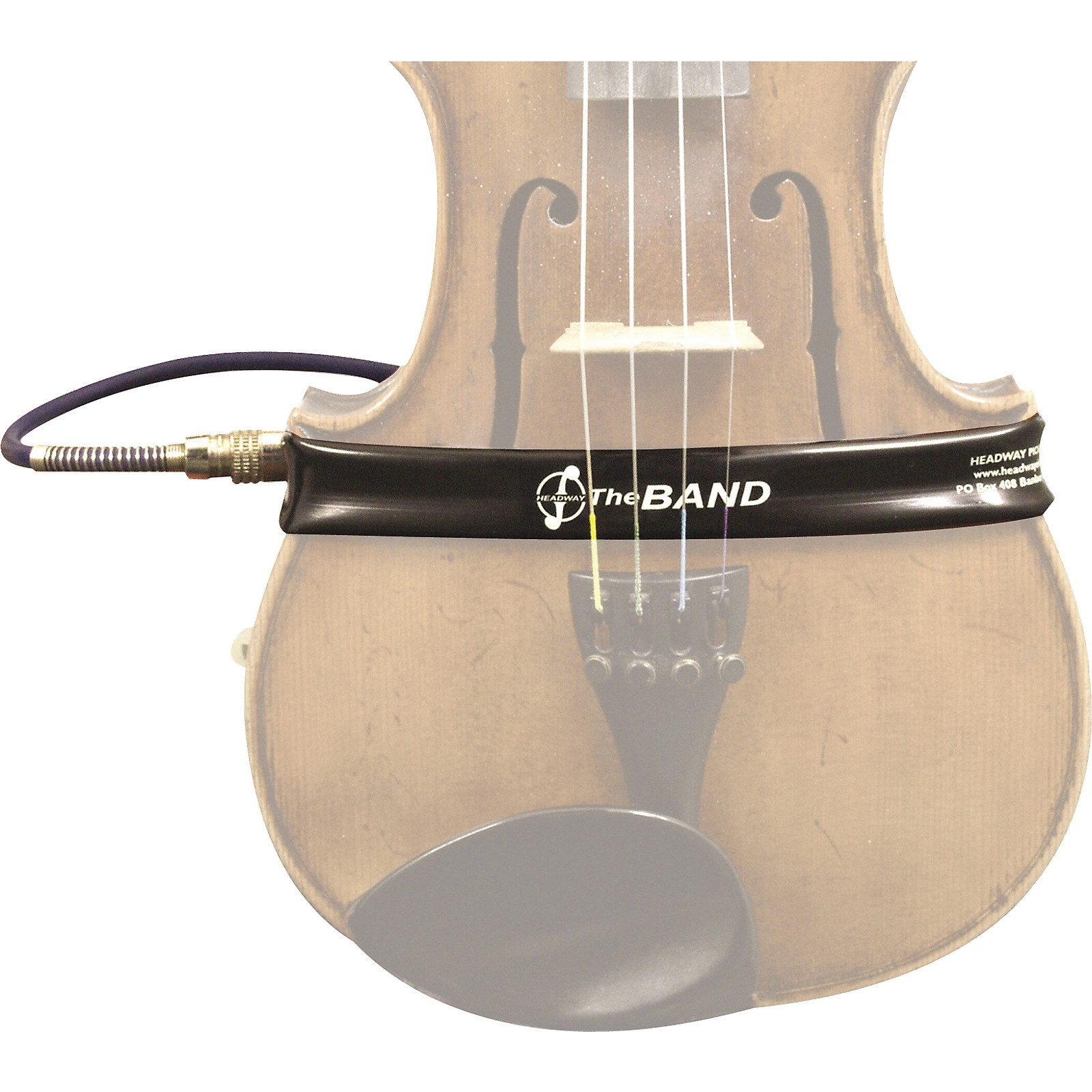 Headway The Band Viola Pickup System