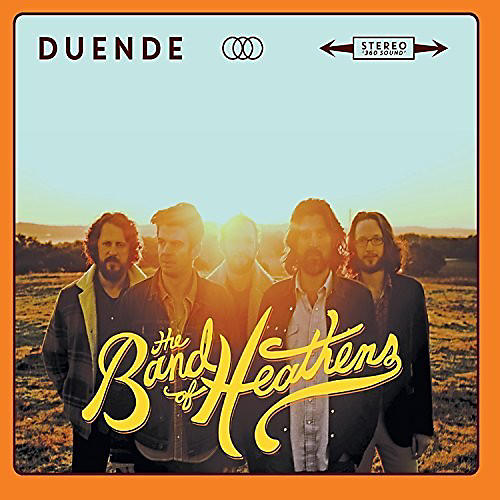 Alliance The Band of Heathens - Duende
