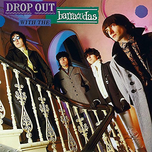 Alliance The Barracudas - Drop Out With The Barracudas