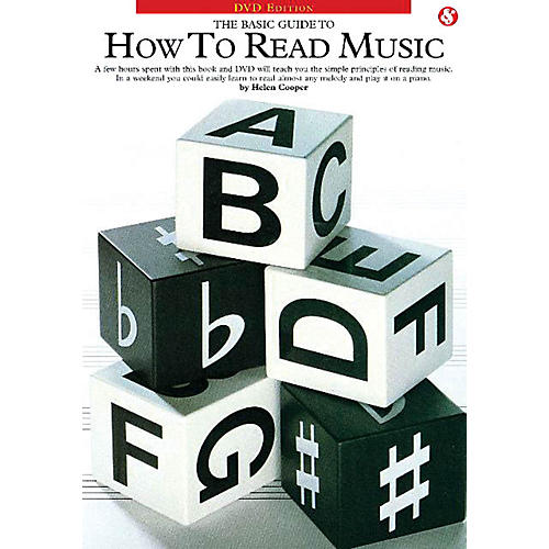 Music Sales The Basic Guide to How to Read Music Music Sales America Series Softcover with DVD by Noah Frederick
