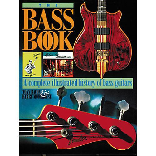 Backbeat Books The Bass Book Book