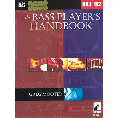 Berklee Press The Bass Player's Handbook (Book)