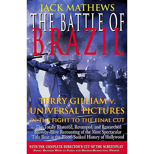 Applause Books The Battle of Brazil Applause Books Series Softcover Written by Jack Mathews