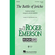 Hal Leonard The Battle of Jericho (Discovery Level 2) VoiceTrax CD Arranged by Roger Emerson
