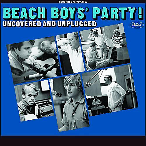 Alliance The Beach Boys - Beach Boys' Party! Uncovered and Unplugged