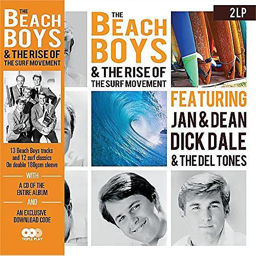 Alliance The Beach Boys - Beach Boys & the Rise of the Surf Movement