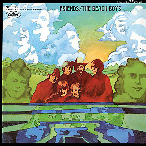 Alliance The Beach Boys - Friends