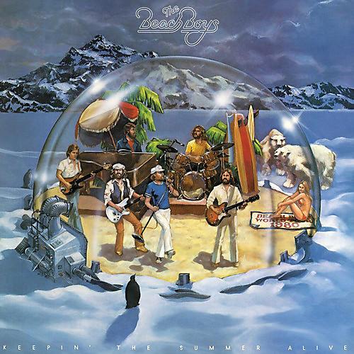 Alliance The Beach Boys - Keepin the Summer Alive