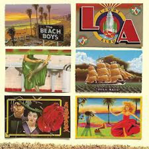 Alliance The Beach Boys - L.A. (Light Album)(L