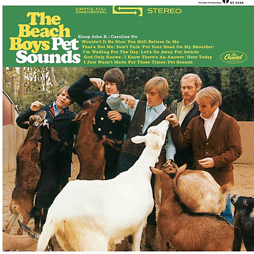 Universal Music Group The Beach Boys - Pet Sounds [LP]