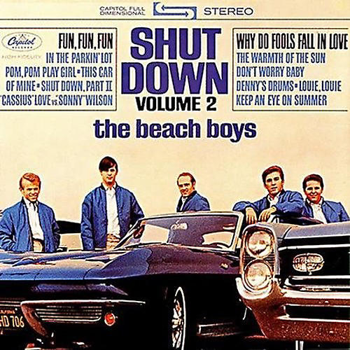 Alliance The Beach Boys - Shut Down 2