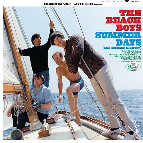 Alliance The Beach Boys - Summer Days & Summer Nights