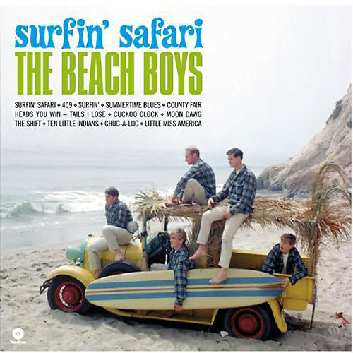 Alliance The Beach Boys - Surfin' Safari