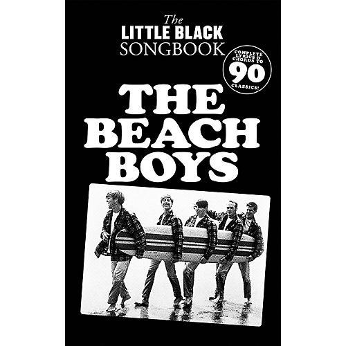 Music Sales The Beach Boys - The Little Black Songbook The Little Black Songbook Series Softcover by The Beach Boys