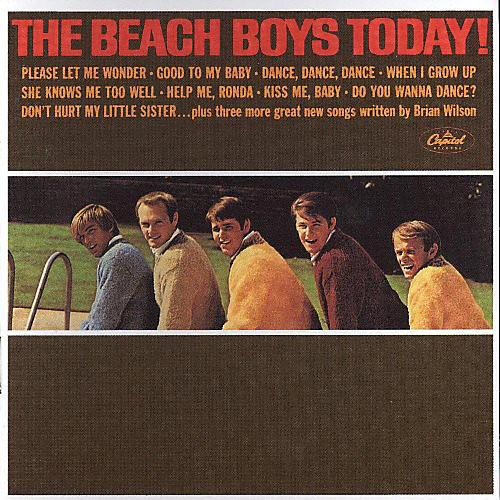 Alliance The Beach Boys - Today
