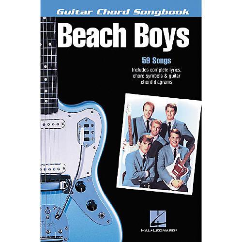 Hal Leonard The Beach Boys Guitar Chord Songbook
