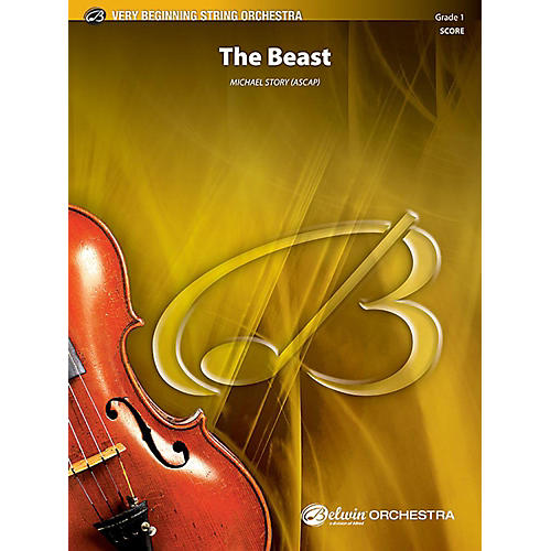 Alfred The Beast String Orchestra Grade 1 Set