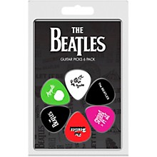 Perri's The Beatles - 6-Pack Guitar Picks